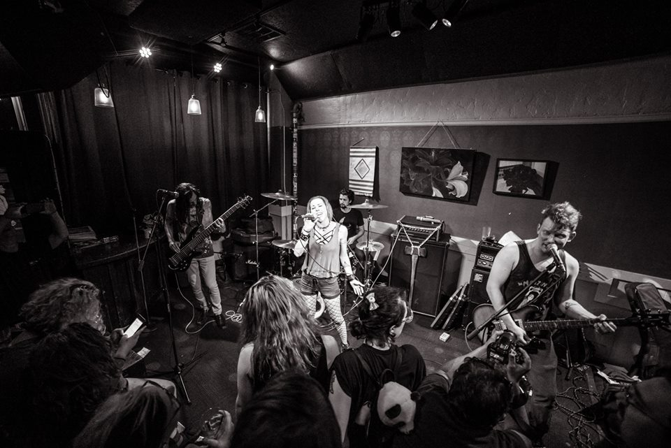 Bombs Away Cafe - Photo Credit: Scotty Fisher at Sleeper Studios
